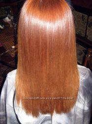 Кератиновое выпрямление волос COCOCHOCO и ИНОАР