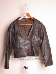 Куртка кожаная  женская р. 46-48