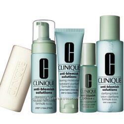 Средства CLINIQUE для кожи лица серии Anti-Blemish Solutions, недорого