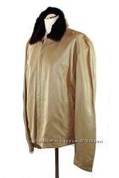 Мужская кожаная куртка PORSCHE DESIGN 50 размер Оригинал