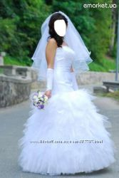Продам свадебное платье коллекции