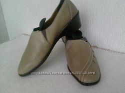 Новые кожаные туфли ARA 36, 5-37р.