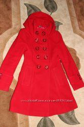 Женское кашемировое пальто бу идеальное состояние