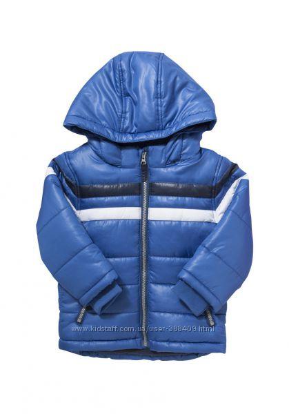 Куртка F&F зимняя на синтепоне для мальчика 12-18 мес