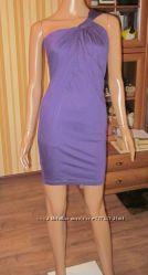 TNFC London платье фиолетовое