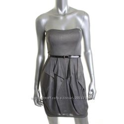 Jessica Simpson коктейльное платье бюстье