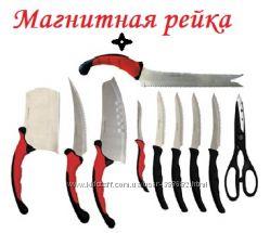 Набор Ножей Contour Pro Контр Про Магнитная Рейка