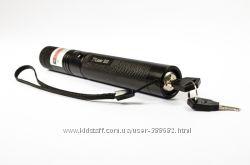 Мощная Лазерная Указка 303 Зеленый Луч с Защитой