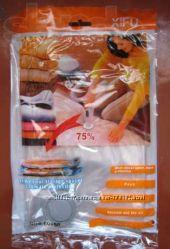 Вакуумный пакет для хранения одежды 60х80