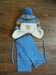Зимний комплект на мальчика POLITANO на 2-4 года