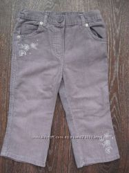 Вельветовые джинсы CHEROKEE, 12-18 М , 86 см