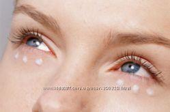 Легкий крем под глаза, полностью натуральный