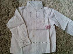 Рубашка Sela р. 2, на 1, 5- 2 года