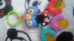 Погремушка-прорезыватель Музыкальные ключи Fisher-Price