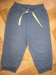 Продам штаны плотный трикотаж Baby Club C&A р. 86 для мальчика