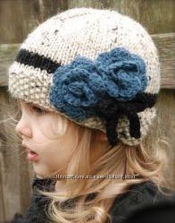 Стильные теплые шапочки