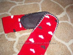 Носки тормоза с плотной подошвой 15см