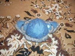 Зимняя шапка в очень хорошем состоянии