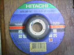 Диск зачистной HITACHI 125х6х22, 23 мм