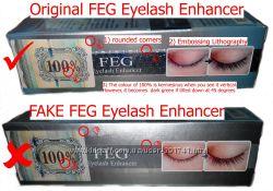 оригинал FEG - сыворотка для роста ресниц - низкая цена