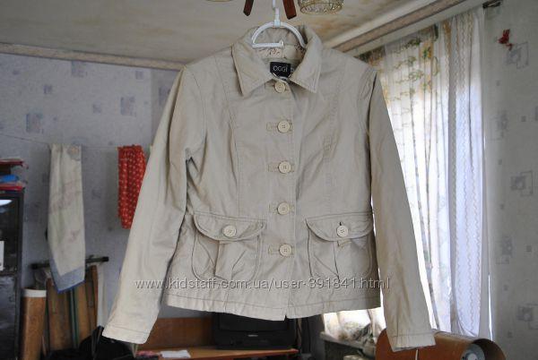 куртка-ветровка каттон 42-46 р-р OGGI