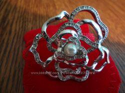 Шикарное гламурное кольцо КРЫМ