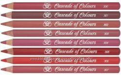 Лучшие карандаши для карандашной техники Cascade of Colours