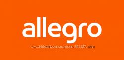 Доставка товара с Allegro. pl и c других сайтов Польши
