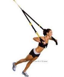 Тренировочные петли TRX для дома, улицы или спорт. зала Доставка бесплатно