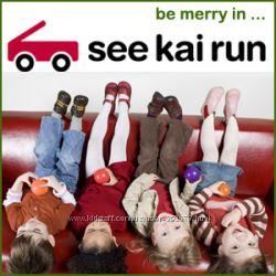 See Kai Run - лучшая детская обувь из США. Собираю компанию.