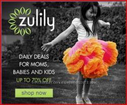 Zulily - открываем закрытые распродажи в США
