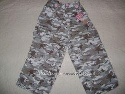 крутые штанишки- хаки CHEROKEE для девочки