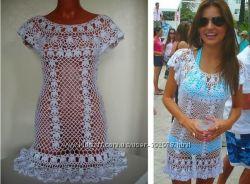 857e5d624fd Пляжные платья и туники