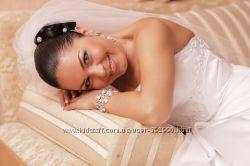 Свадебное платье для маленькой леди