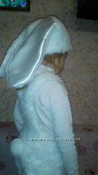 Костюм зайца 4-6 лет