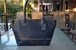 Сумка Dooney & Bourke Navy Florentine Russel Bag, оригинал