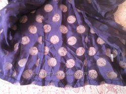 Блуза 44-46 р темно-фиолетовая