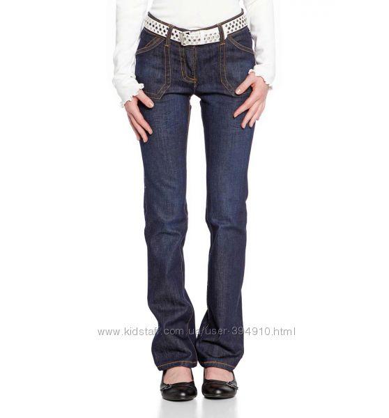 Стильные джинсы на девушку на ОБ 82-86 см, рост до 162 см, C&A Германия