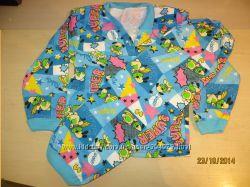 Продам пижамы байковые