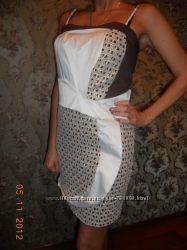 Новое вечернее  фирменное платье на выпускной Chistian DIOR