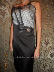 Фирменное вечернее платье Emilio Pucci на выпускной