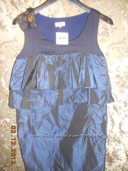 Новое вечернее фирменное платье MOSCHINO