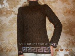 Распродажа. Новый фирменный свитер VERCACE