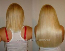 Микро наращивание натуральных волос-минимальная цена