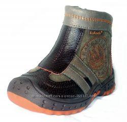 Ботиночки демисезонные Какаду