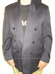 классический мужской костюм - двойка  50-52