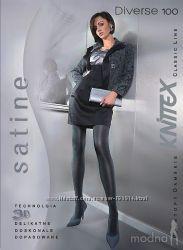 Колготки 100 Ден 3D Сатин Польша КнитексKnittex огромный выбор