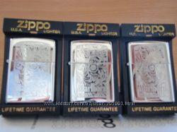 Настоящие Зажигалки Zippo. Made in USA. Недорого. При покупке 2х скидка