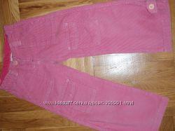 Продам розовые брючки на девочку фирмы Wenicе 110см  e