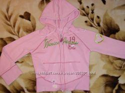 Продам розовый спортивный костюм на девочку 4-5 лет фирмы Wenice